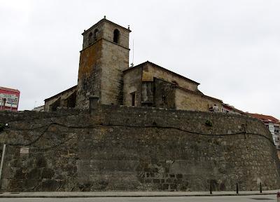 Virgen de la Atalaya. Lage