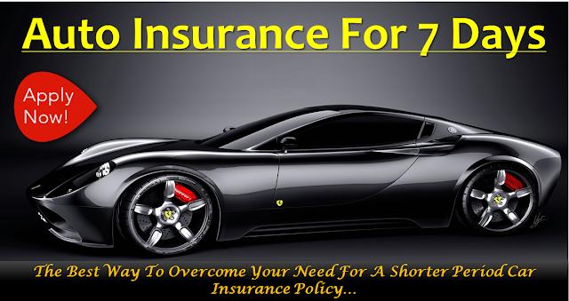 Can You Get Week Long Car Insurance