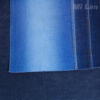 Vải Jean Nam thun nhẹ W42