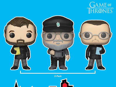New York Comic Con 2018 Exclusive Game of Thrones Pop! Vinyl Figures by Funko