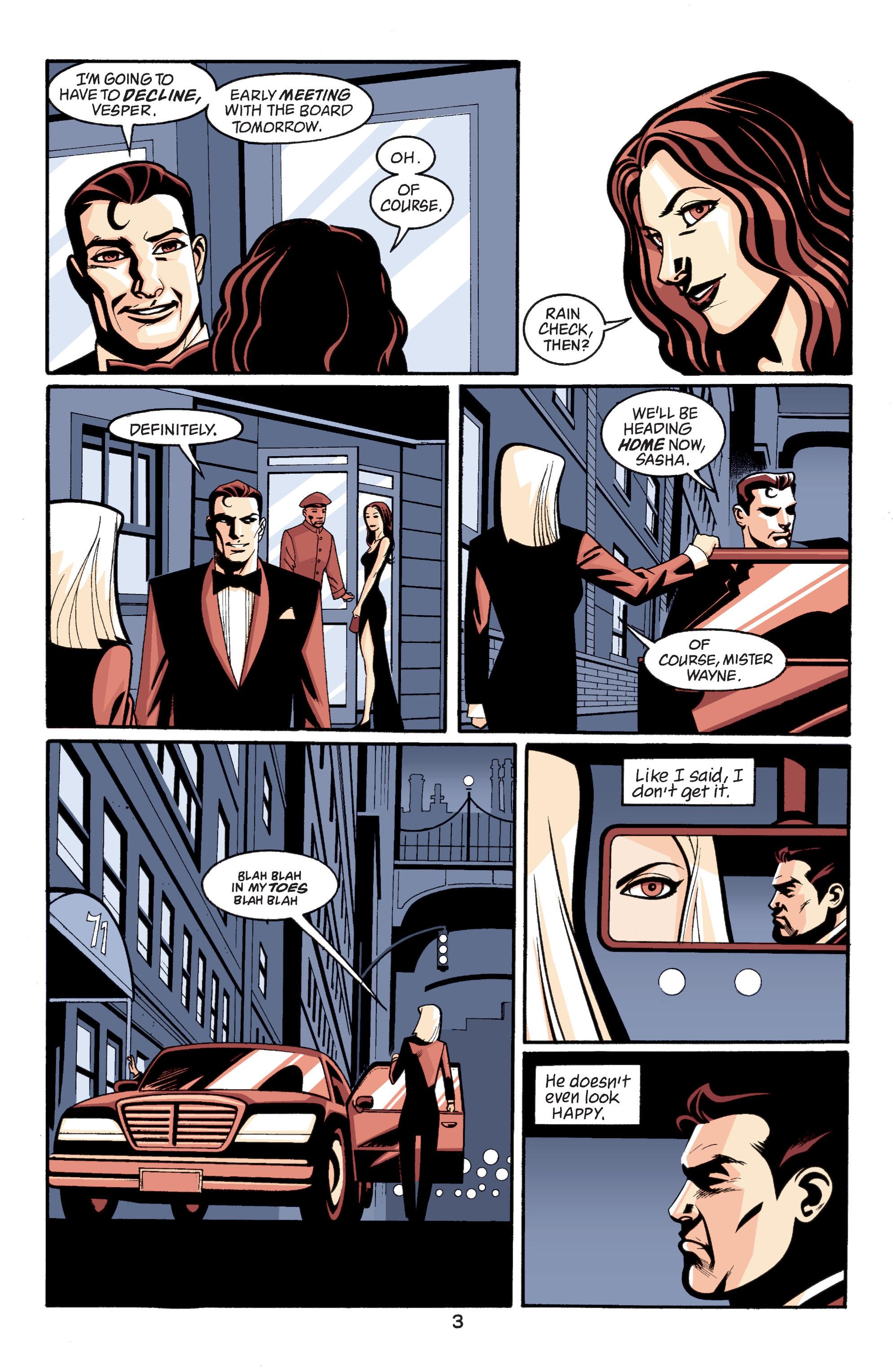 Detective Comics (1937) 764 Page 3