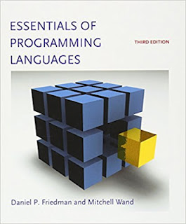 Livre: Essentials of Programming Languages