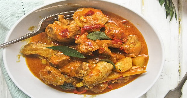 Malaysian Spareribs Curry Recipe