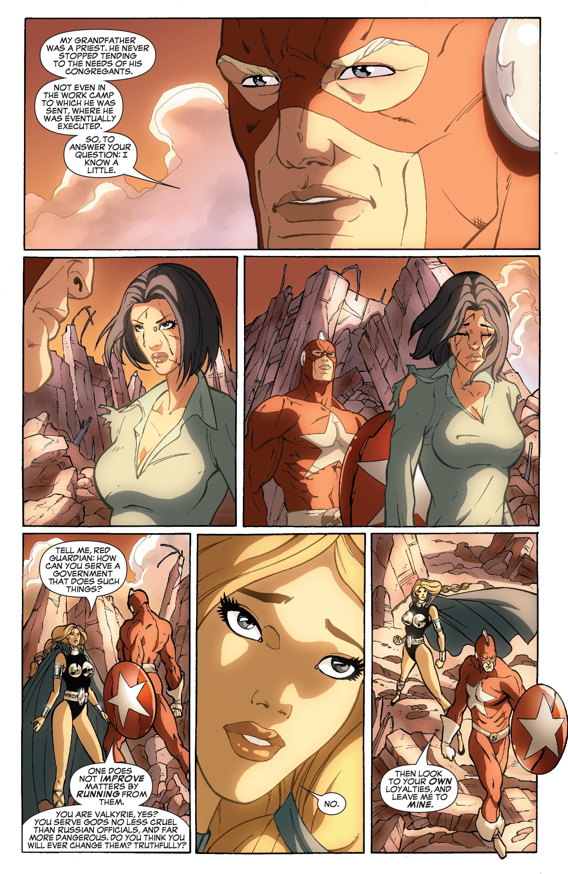 Read online She-Hulk (2005) comic -  Issue #36 - 11