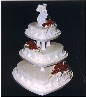 heart shaped wedding cake images amazing photos of world weeding cakes 15158