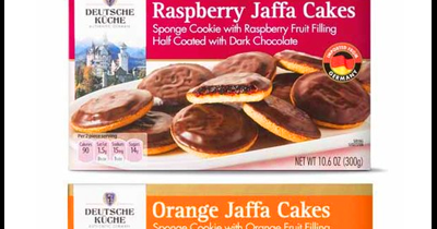Jaffa Cakes Before Boxing