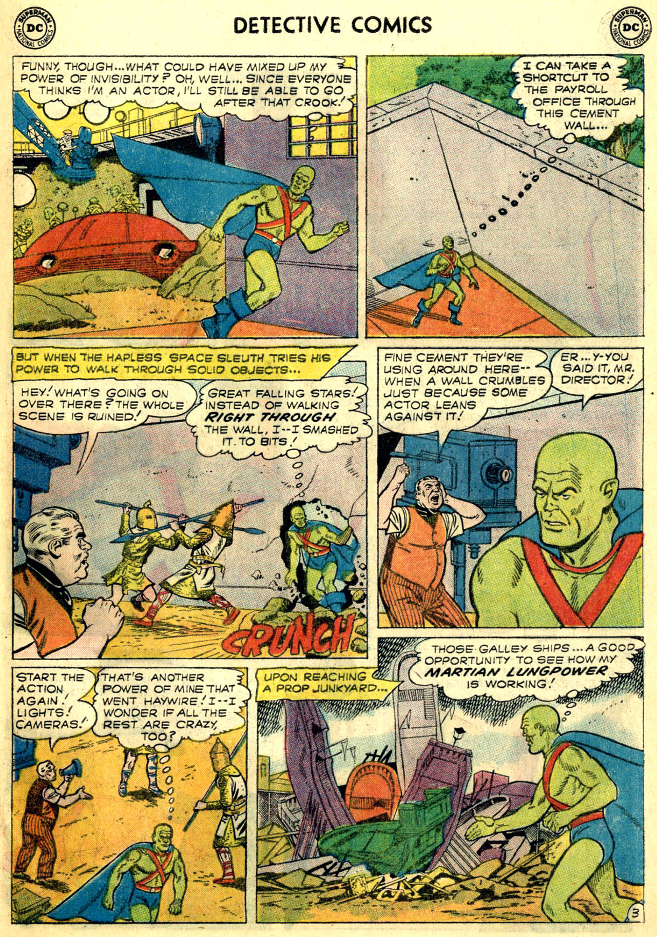 Read online Detective Comics (1937) comic -  Issue #268 - 29