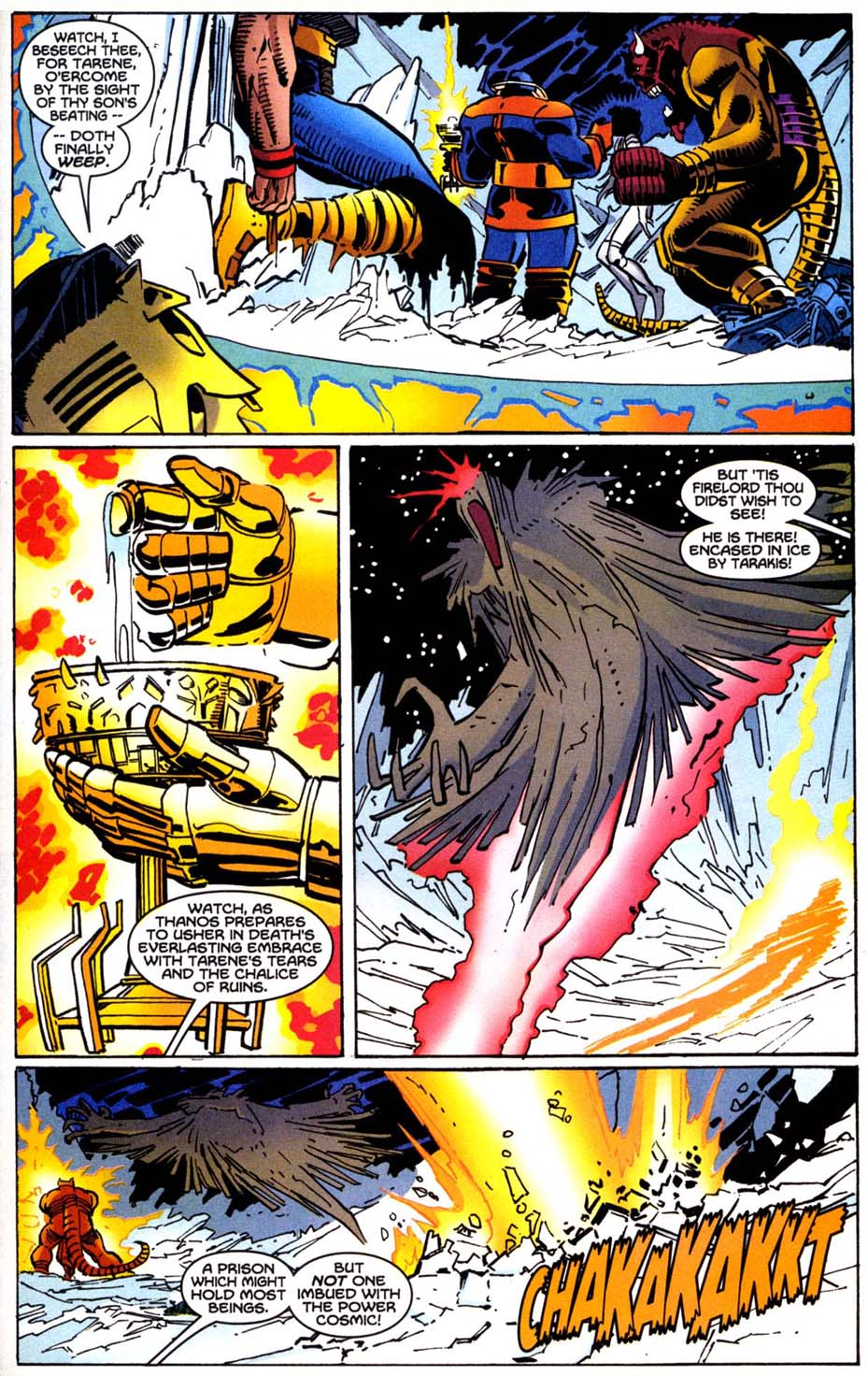 Thor (1998) Issue #25 #26 - English 9