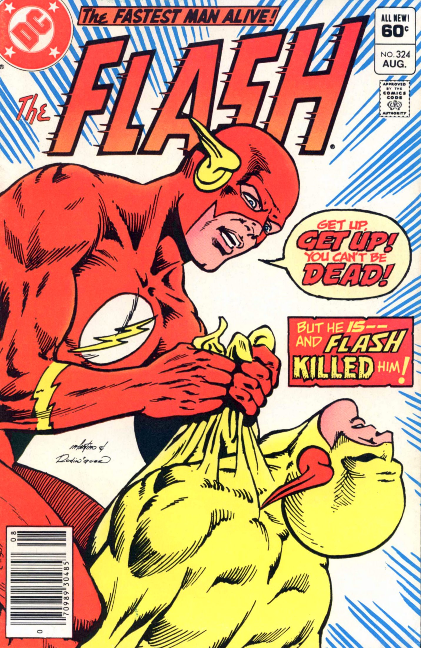 The Flash (1959) 324 Page 1