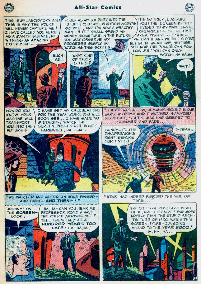 Read online All-Star Comics comic -  Issue #52 - 44