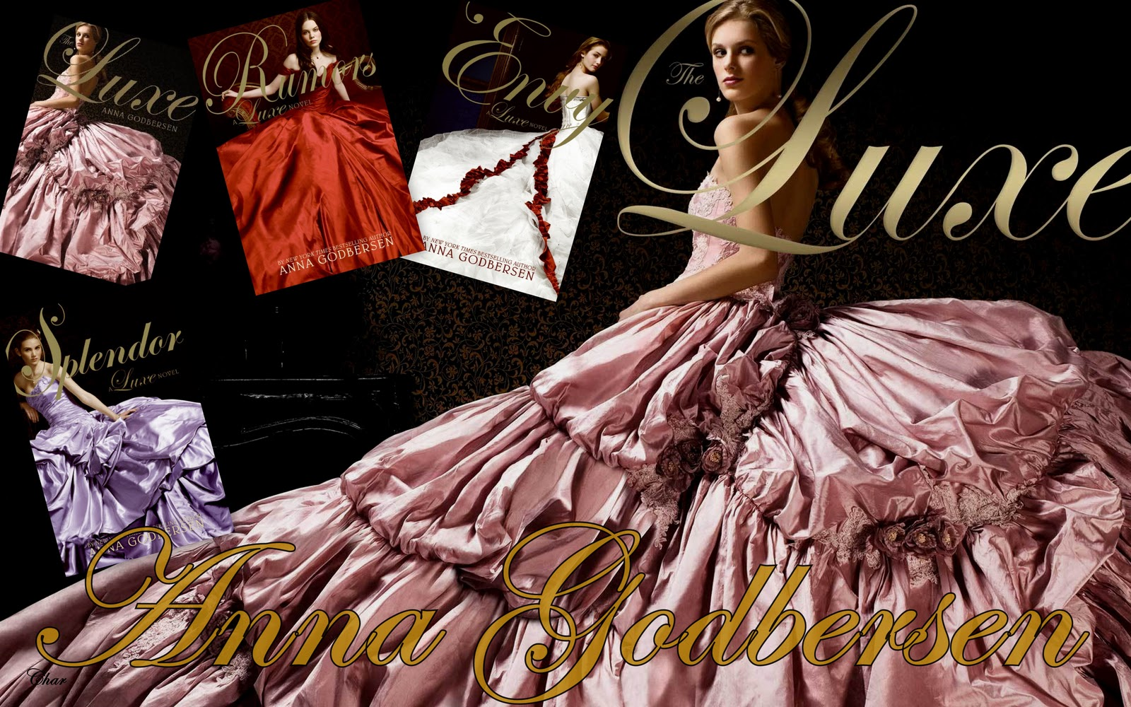 ***Series Review*** Luxe by Anna Godbersen