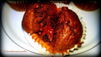 muffin triplo cioccolato extra dark