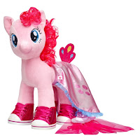 Pinkie Pie My Little Pony the Movie Build-a-Bear Plush
