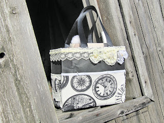 Eko torba dla projektantki mody