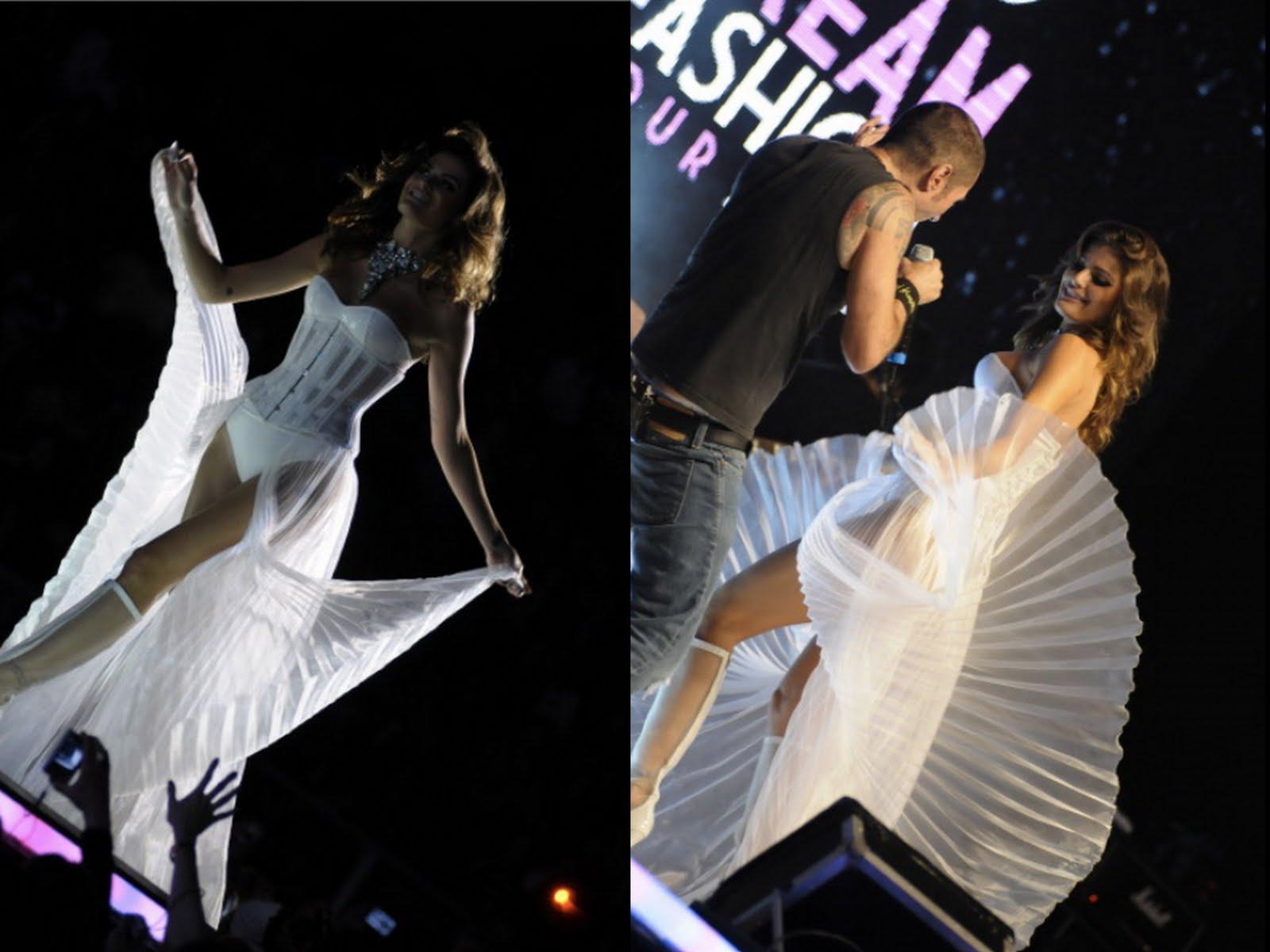 Monange Dream Fashion Tour em BH
