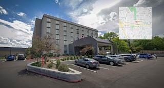 Embassy Suite DJI course Denver training center