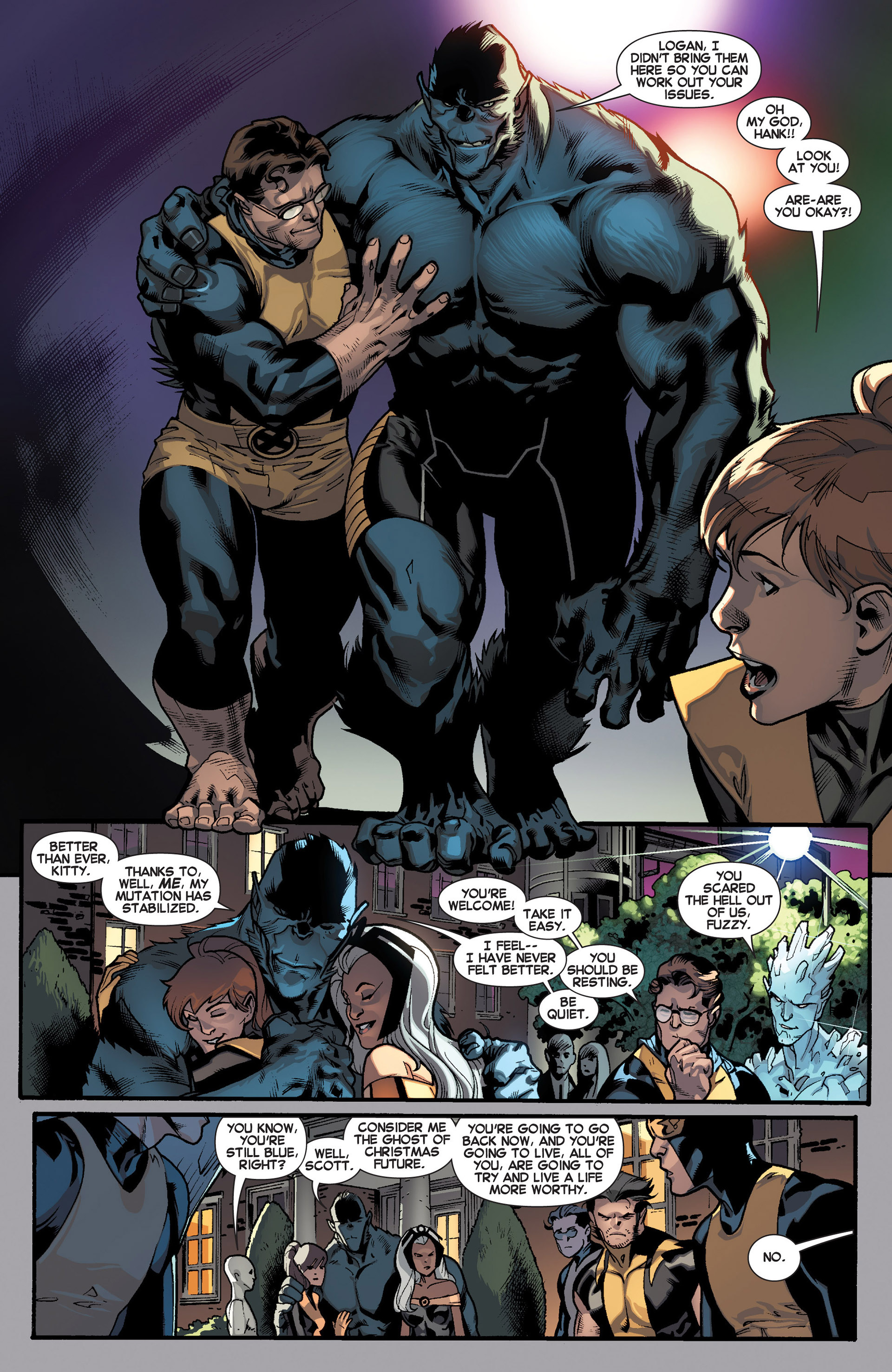 Read online All-New X-Men (2013) comic -  Issue #5 - 15