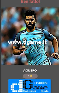 Soluzioni Football Player - Guess Quiz livello 17