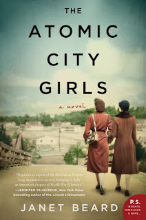 Review: Atomic City Girls by Janet Beard