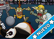 Panda Vs Zombies [new version] juego