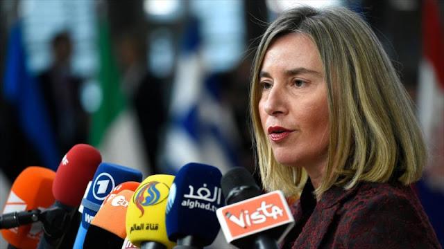 UE urge a investigar la masacre de palestinos por Israel en Gaza
