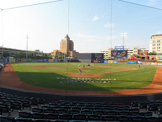 Home to center, Canal Park