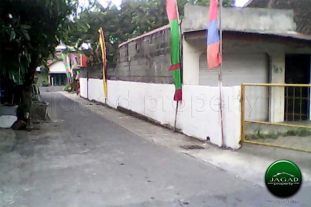 Tanah Pekarangan dekat Tugu Jogja