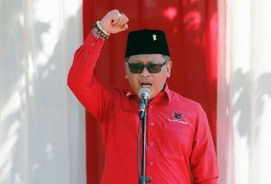 PDIP Tantang Berkarya Polisikan Ucapan 'Soeharto Guru Korupsi'