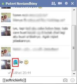 Chat facebooka dmin softrickinfo
