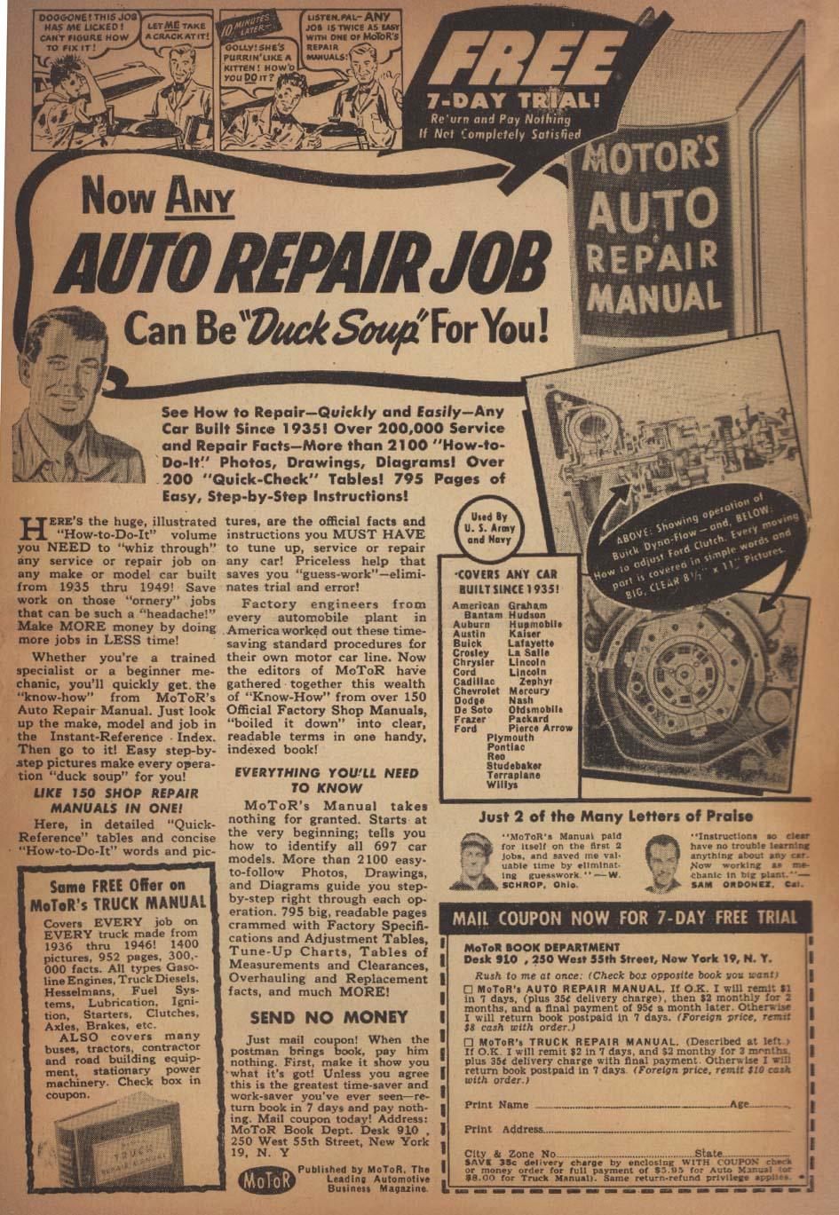 Read online Detective Comics (1937) comic -  Issue #152 - 51
