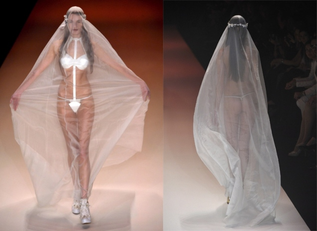 Nude Naked Runway Shows Png