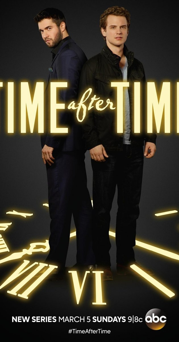 Cổ Máy Thời Gian - Time After Time (2017)
