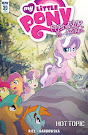 MLP Friendship is Magic #39 Comic Cover Hot Topic Variant