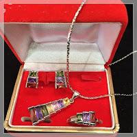 Jual Set Perhiasan Alexandri