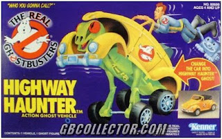 The REAL Ghostbusters Kenner Highway Haunter Vehicle