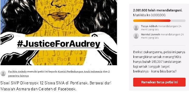 Cara Menandatangani Petisi di Change.org Situs Petisi Online
