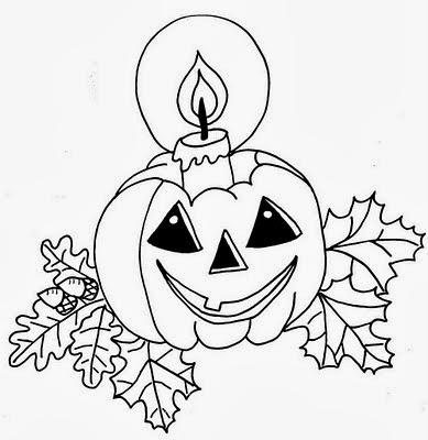 Calabazas de Halloween para Pintar, parte 2 - IMÁGENES PARA WHATSAPP ...