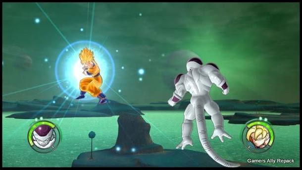 Dragon Ball: Raging Blast 2 (ISO) XBOX 360 Screenshots #2
