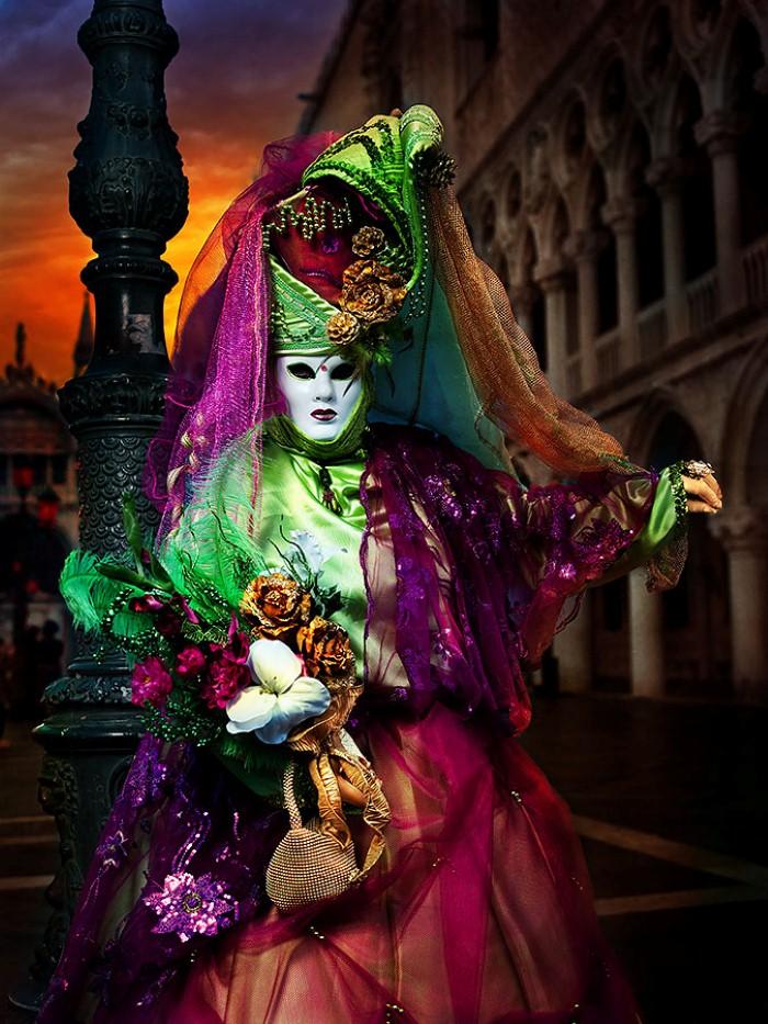 Венецианский карнавал. Suchet Suwanmongkol 5