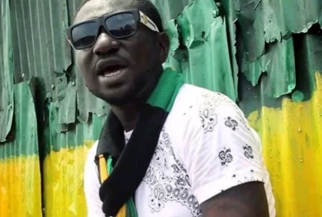 Why Blackface called Tuface Idibia 'Gay' in his  diss song