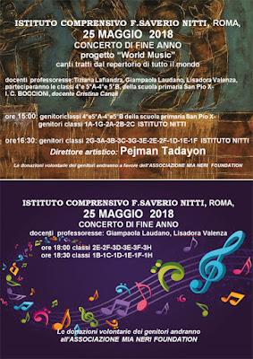 Istituto Saverio Nitti Mia Neri onlus tumori