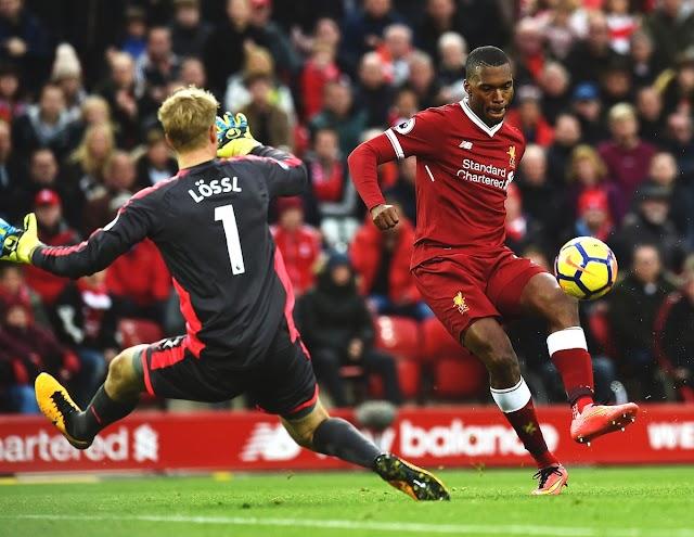 Liverpool joga mal e vence Huddersfield por 3 à 0 num dia muito estranho.