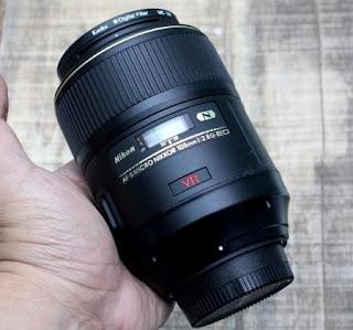 Nikon 105mm f2,8 Nano (N) VR
