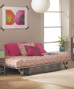 Pb Teen Locker Bed Plus Under Bed Storage Decor Look Alikes