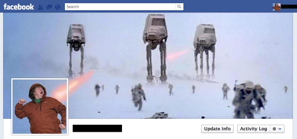 As melhores capas para Facebook  Feicebuque