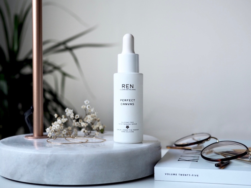 Review of Ren Perfect Canvas Primer and serum in one