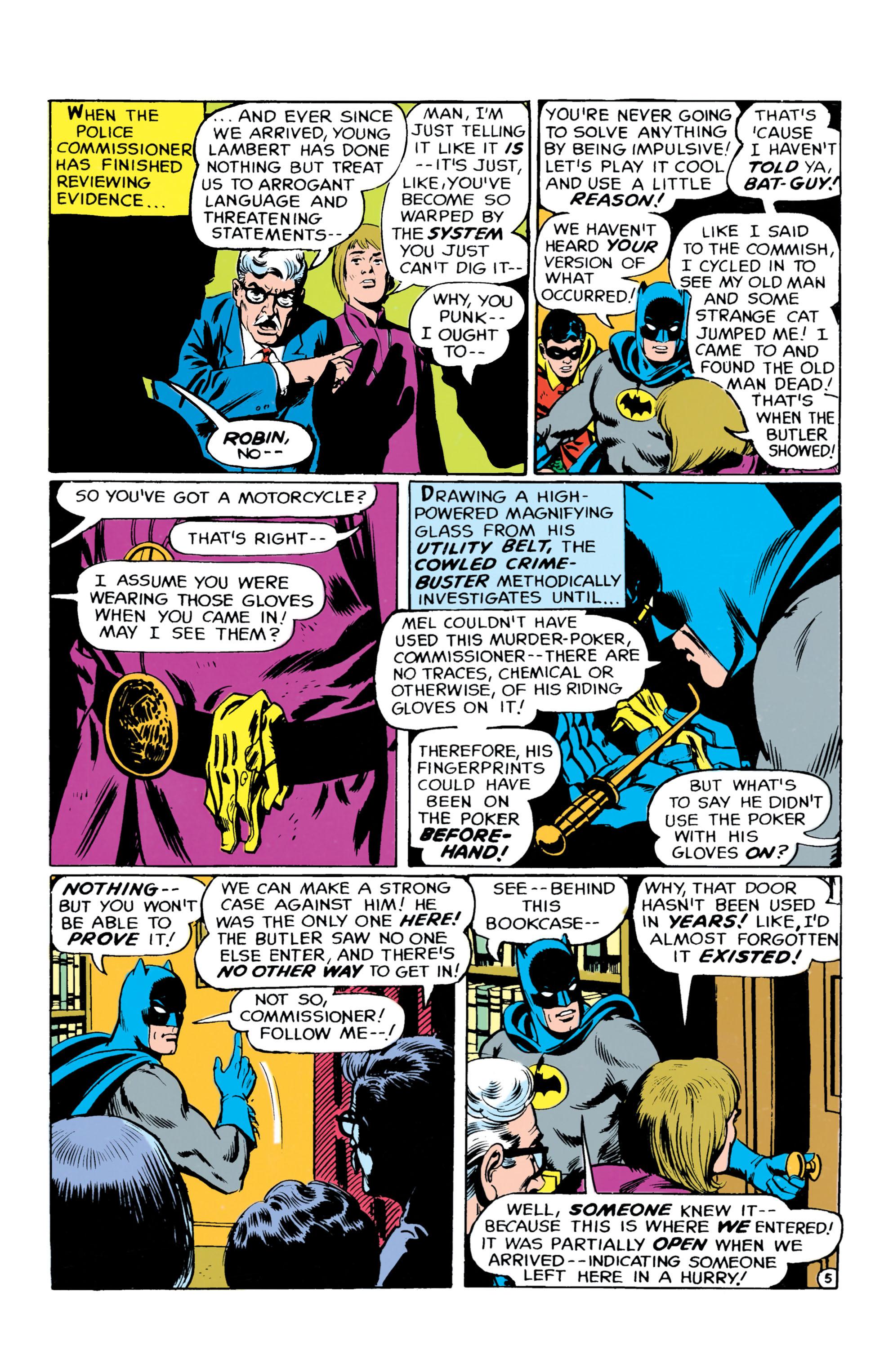 Detective Comics (1937) 627 Page 10