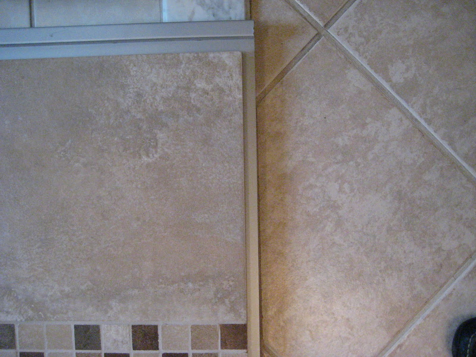 Comparing Floor Tiles for bathroom renovation