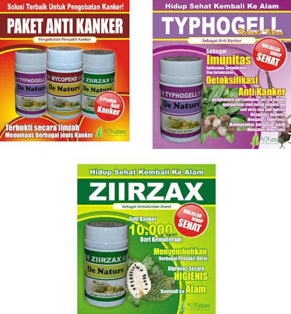 Obat Kanker Payudara De Nature Indonesia