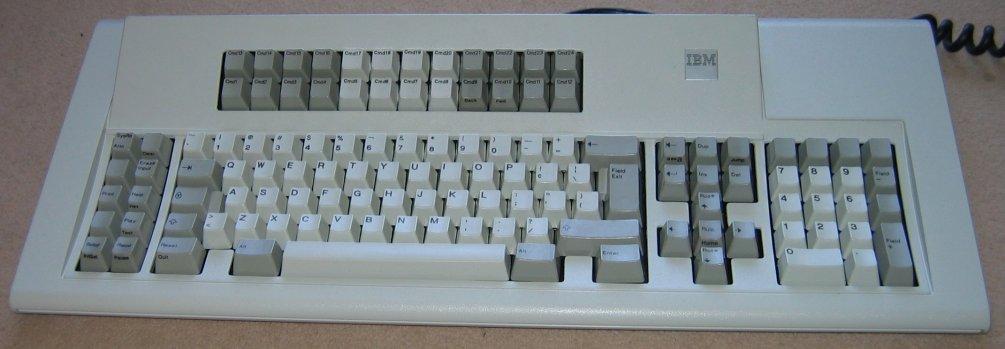 IBM Terminals: IBM Dumb Terminals